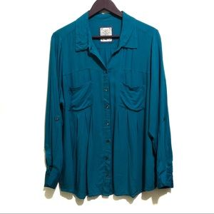 3 for $20 Style & Co  Button Down Top